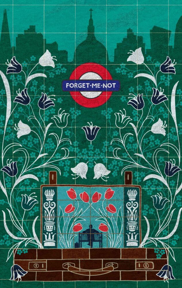 POSTMAN'S PARK // POSTER ILLUSTRATION
