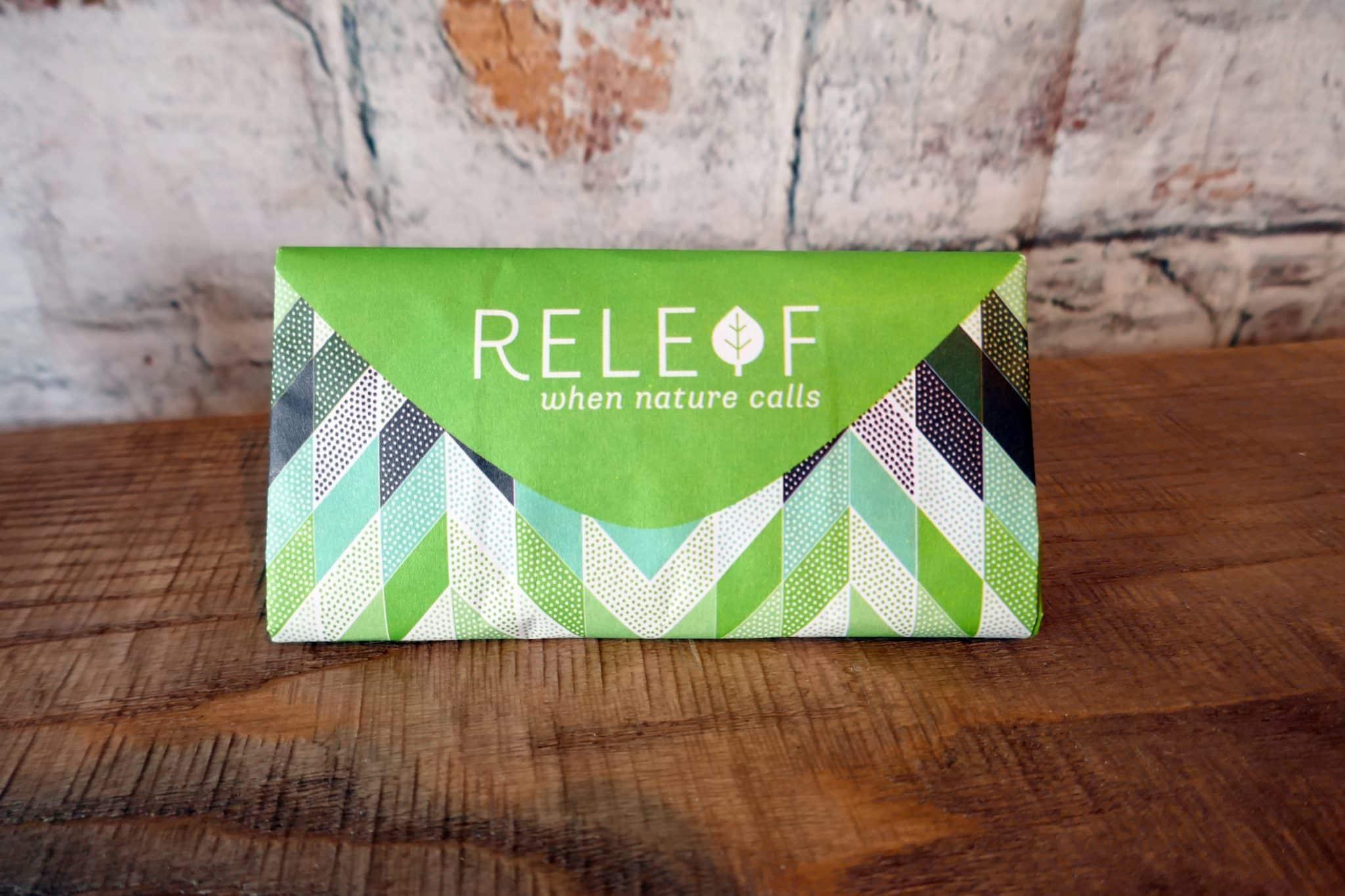 biodegradable-packaging-releaf-bag-relief-relieve-pee-urinate-environmental-design-logo