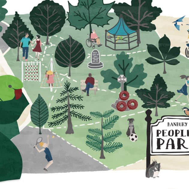Babnury-peoples-park-illustration-katilacey