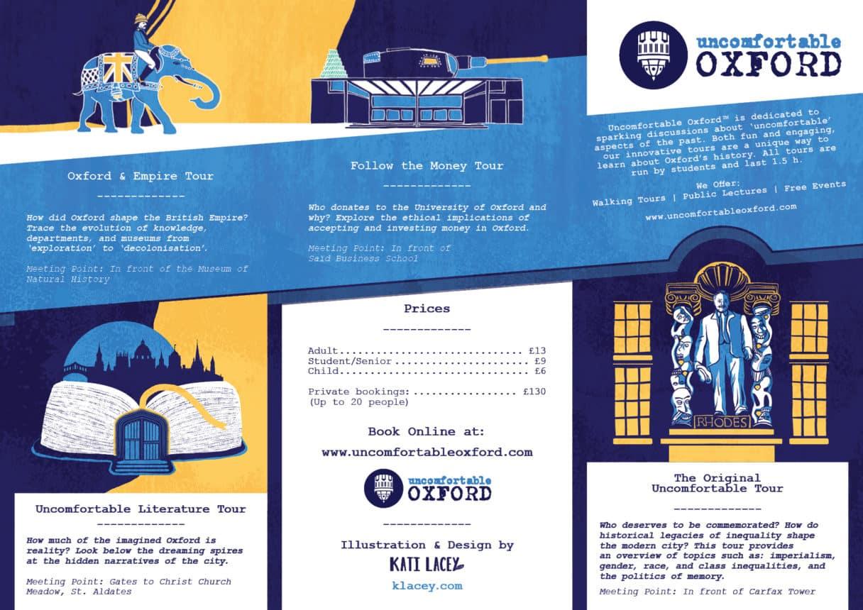 uncomfortable oxford-contextualising-cecil rhodes-statue-oriel college-rhodes must fall-histories-narratives-editorial-illustrtaion-image-picture-graphic-katilacey-illustrator