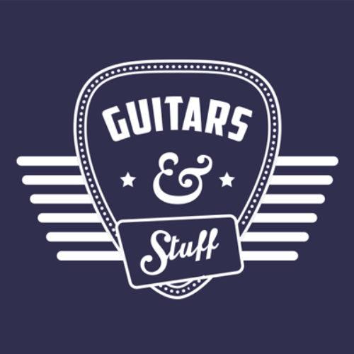 Logo design // GUITARS & STUFF