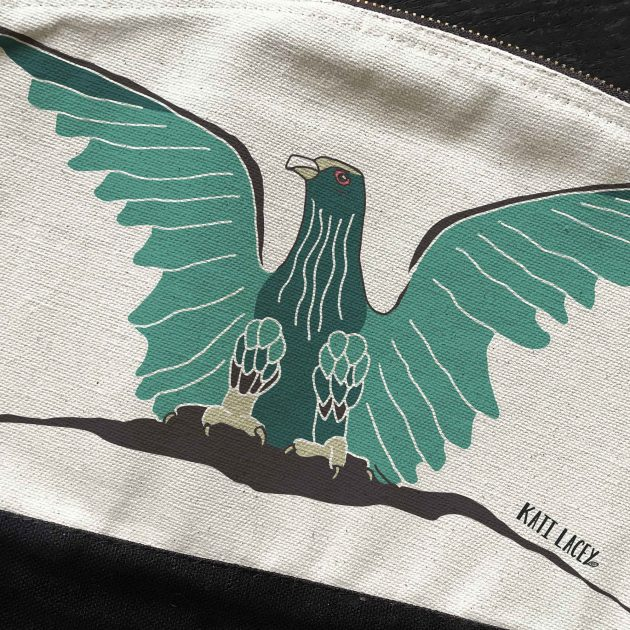 mythical-bird-pouch-washbag-toiletry-bag-sustainable-cotton-ecobrand-art-small-busness-support