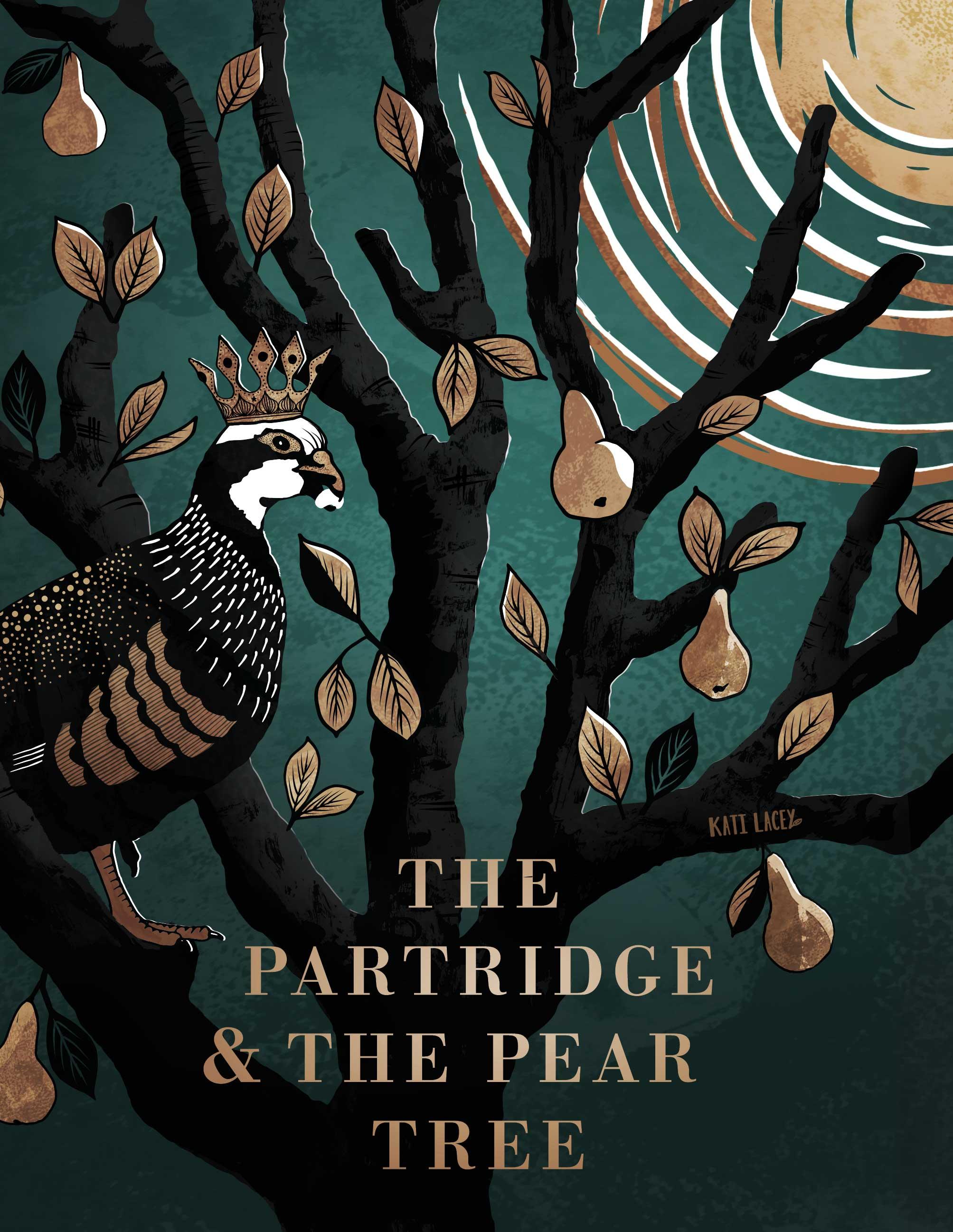 partridge-in-pear-tree-telve-days-of-christmas-true-love-twelfth-night-games-parlour-cake-bean